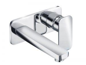 Kludi E2 zidna baterija slavina za umivaonik 492440575