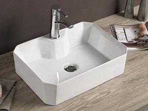 Rubicer nadgradni umivaonik 49x37cm RS78179