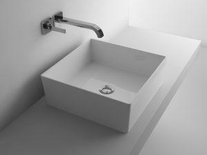 Nadgradni umivaonikNIKA SQUARE SLIM 624896041003.