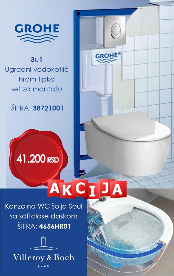 AKCIJA-3u1-Grohe-plus dni-set-plus-Villeroy-Boch-konzolna-wc-šolja