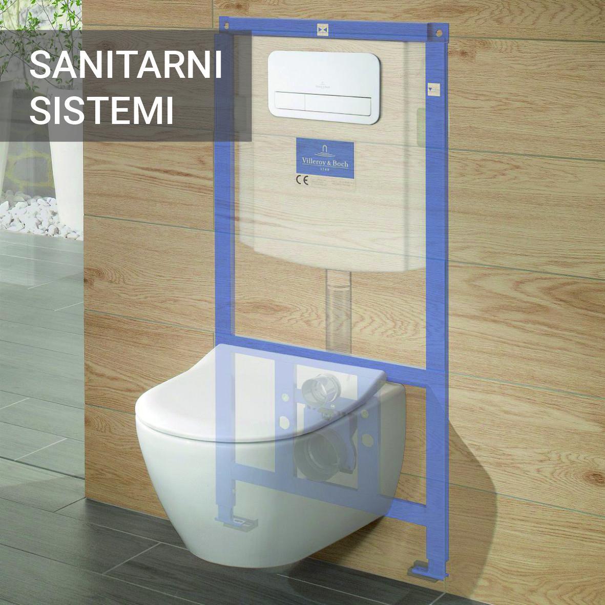Sanitarni sistemi Villeroy & Boch, Geohe