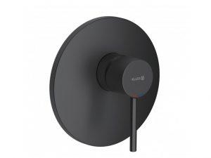 Kludi Bozz crna mat slavina baterija za tuš kadu 386553976