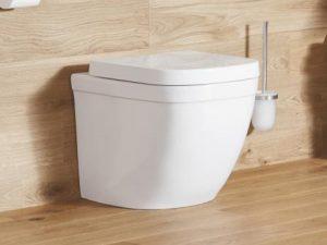 Grohe Euro Ceramic rimless podna konzolna wc šolja do zida 39339000 bez wc daske
