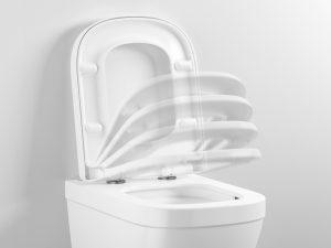 Grohe Euro Ceramic sporospuštajuća wc daska 39330000