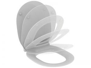 Ideal Standard - Wc daska sofclose slim- Connect Air E0366