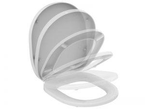 Ideal Standard - Wc daska softclose - Connect E7127
