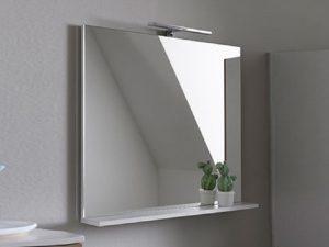 Ogledalo Evelin OGE 55 White Kolpa San 561980