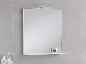 Fiona ogledalo sa policom i LED lampom OGF 65 507720 Kolpa san.